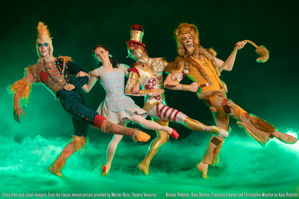 The Wizard Of Oz, Colorado Ballet, Colorado Ballet presents The Wizard of Oz, Colorado Ballet 2018 season, Tips for visiting the Colorado Ballet, tickets to the colorado ballet, The Wizard of Oz Ballet, The Wizard of Oz Costumes