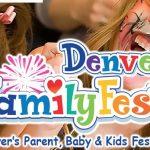 Annual Denver FamilyFest: Denver's Parent, Baby & Kids Festival
