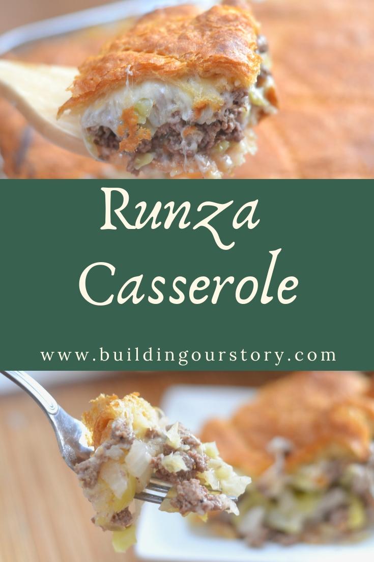 Runza Casserole recipe, runza casserole, easy casserole recipes, casseroles for dinners, runzas, how to make a runza, runza recipe,
