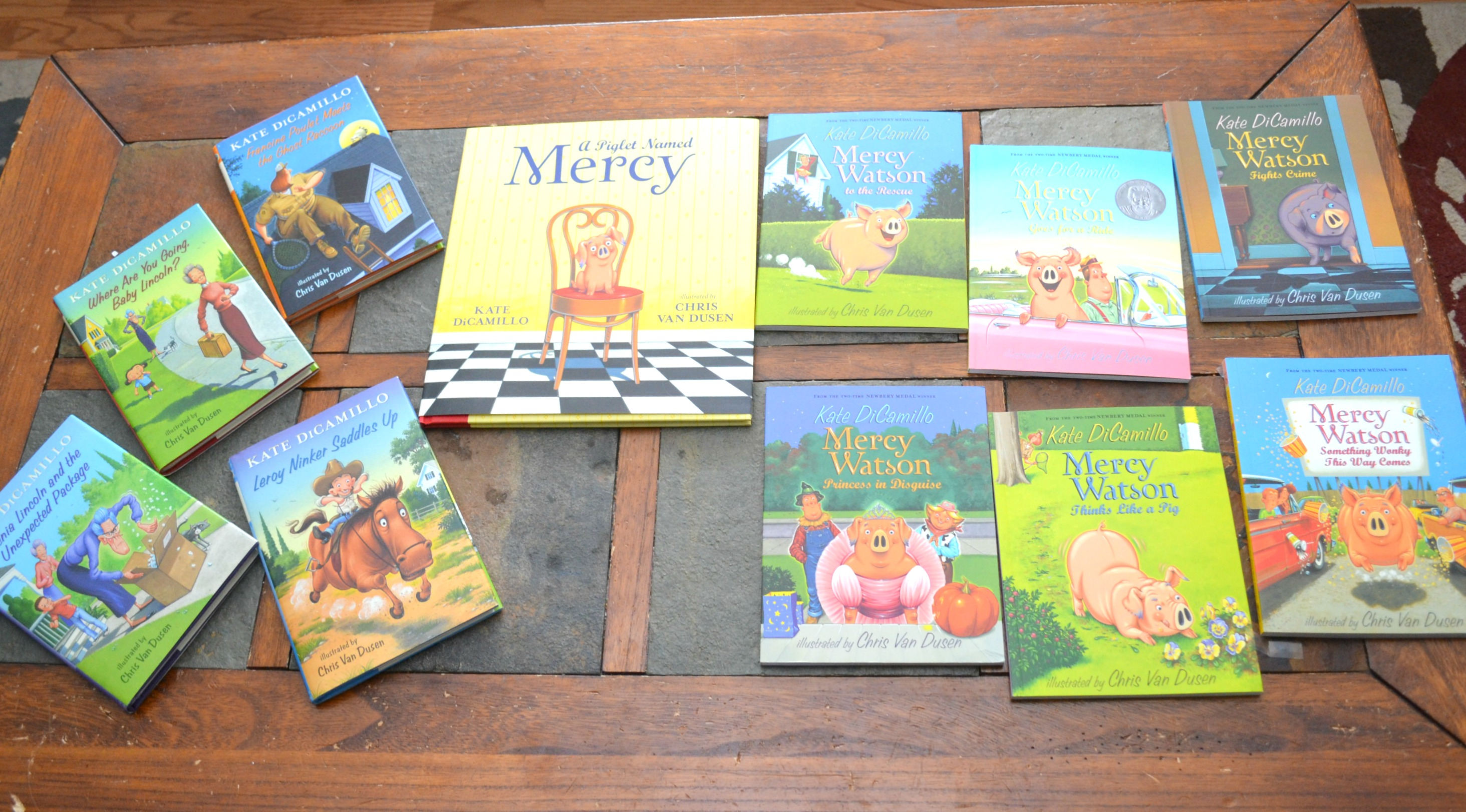 A Piglet Named Mercy by Kate DiCamillo, Mercy Watson book review, Mercy Watson, Great books for new readers, fun books for kids, A piglet Named Mercy, The best books for Kindergarten, teaching kids to love reading