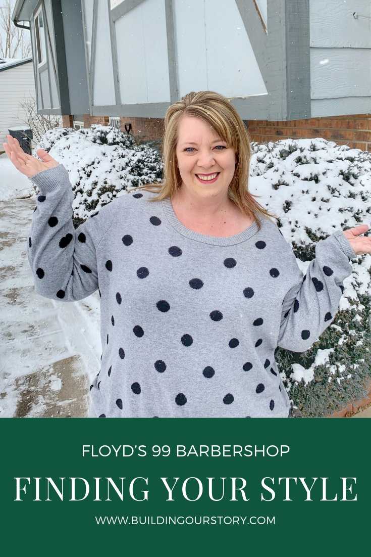 Floyd's 99 Barbershop, finding your style as a mom, not your mom's hair cut, why we love Floyd's 99 Barbershop