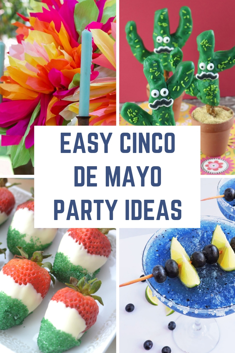 easy cinco de mayo party ideas, cinco de mayo recipes, cinco de mayo drinks, cinco de mayo decorations, cinco de mayo party, how to host a cinco de mayo party, taco bar idea, create a taco bar, easy taco bar for parties, taco bar for a party