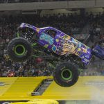 Monster Jam Comes To Denver + 4-Pack Ticket Giveaway