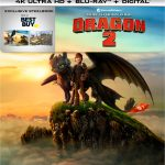 How to Train Your Dragon: The Hidden World 4K Blu-Ray Collectible Steelbook