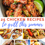 25 Chicken Recipes To Grill This Summer