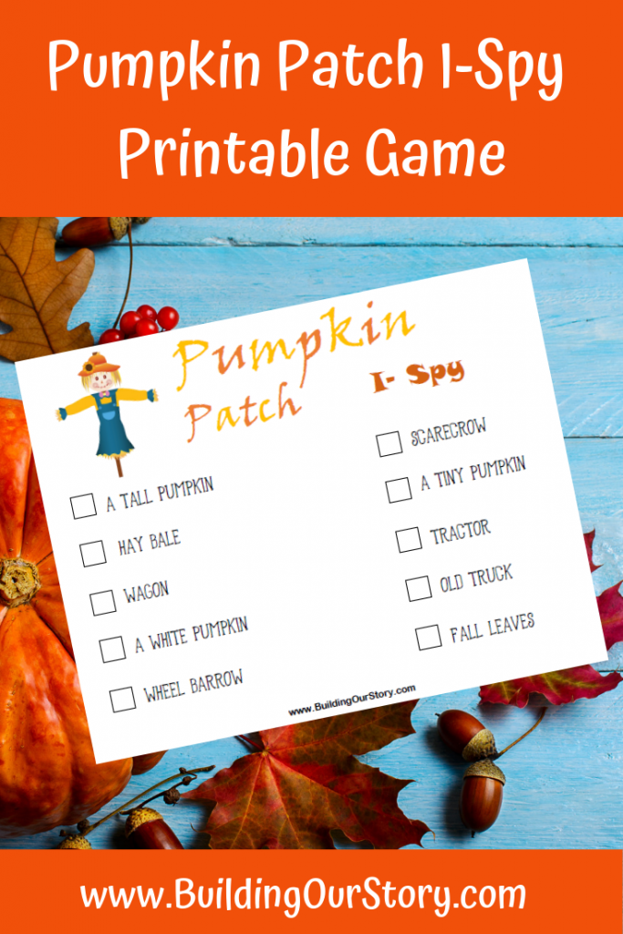 Pumpkin Patch I-Spy Printable Game, games to play at the pumpkin patch, free i-spy printable, Pumpkin Patch I-Spy Printable, Pumpkin Patch I-Spy game, Tips for visiting the pumpkin patch