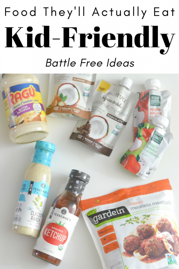 Kid-Friendly Foods They Will Eat - Battle Free