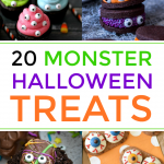20 Monster Halloween Treats To Try