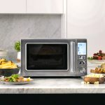 Breville Combi Wave 3 in 1: Microwave, Convection, & Air Fryer