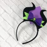 DIY Maleficent Headband