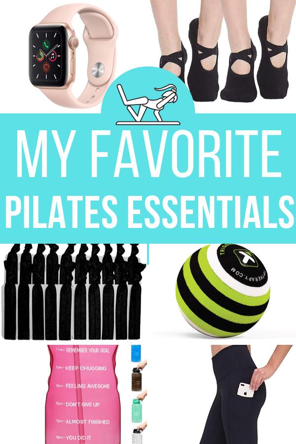 My Favorite Pilates Essentials