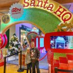 Santa Is Back In Town! Experience Santa HQ!