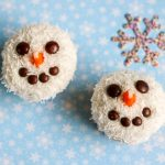 Snowman Cupcakes - Using Store Bought Items