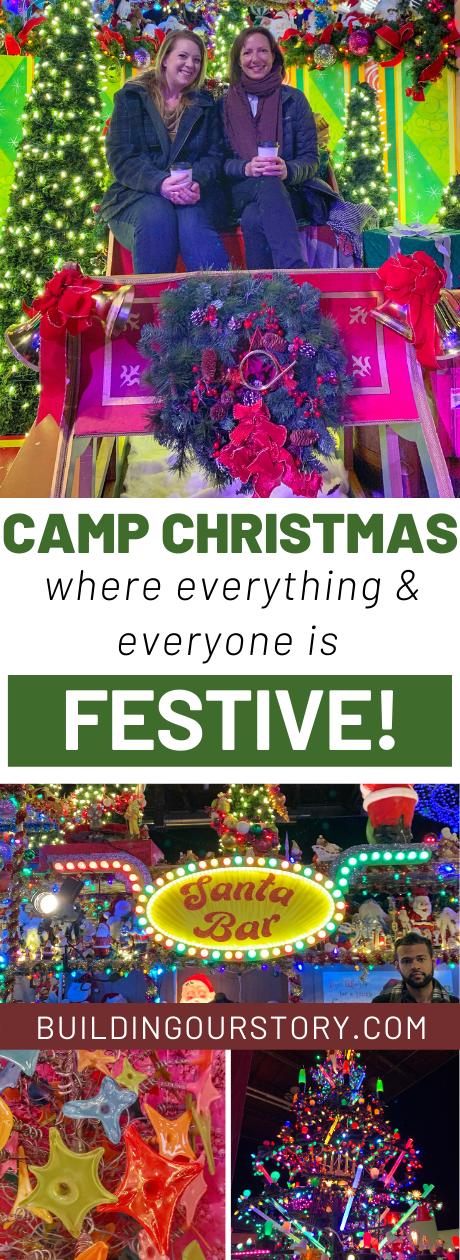 Camp Christmas - Where Everyone & Everything Is Festive! Denver Camp Christmas
