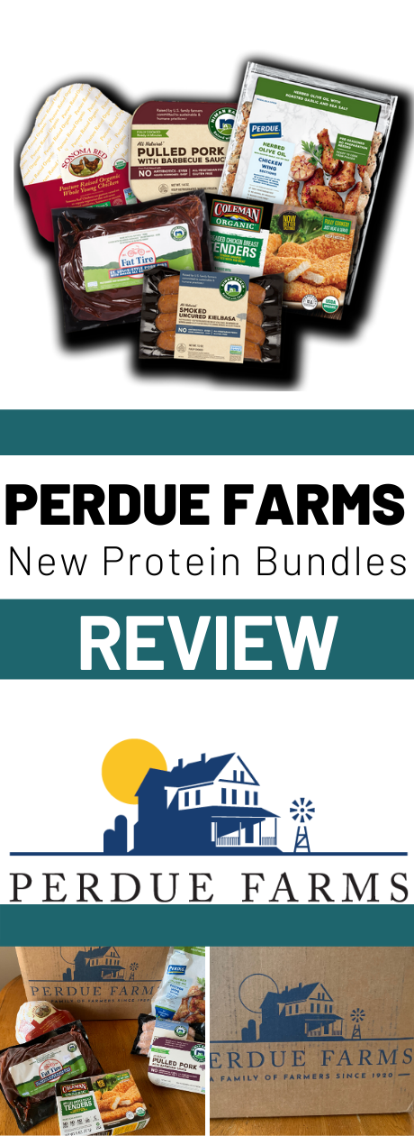 Perdue Farms Direct-to-Consumer Boxes new delivery program to provide their Antibiotic Free (No Antibiotics Ever), Non-GMO, Ever, Certified Humane, GAP & more products to families across the U.S.