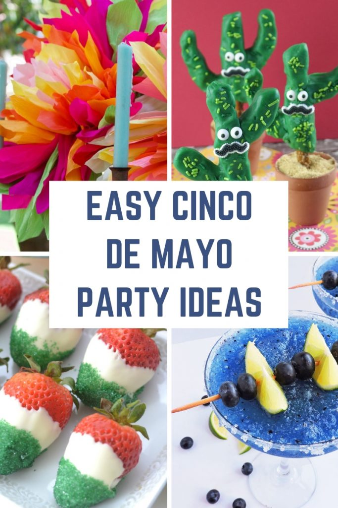 Creative and Easy Cinco De Mayo Party Ideas