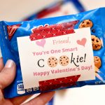 One Smart Cookie - Valentine's Day Printable