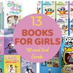 Books For Girls - 1st & 2nd Grade