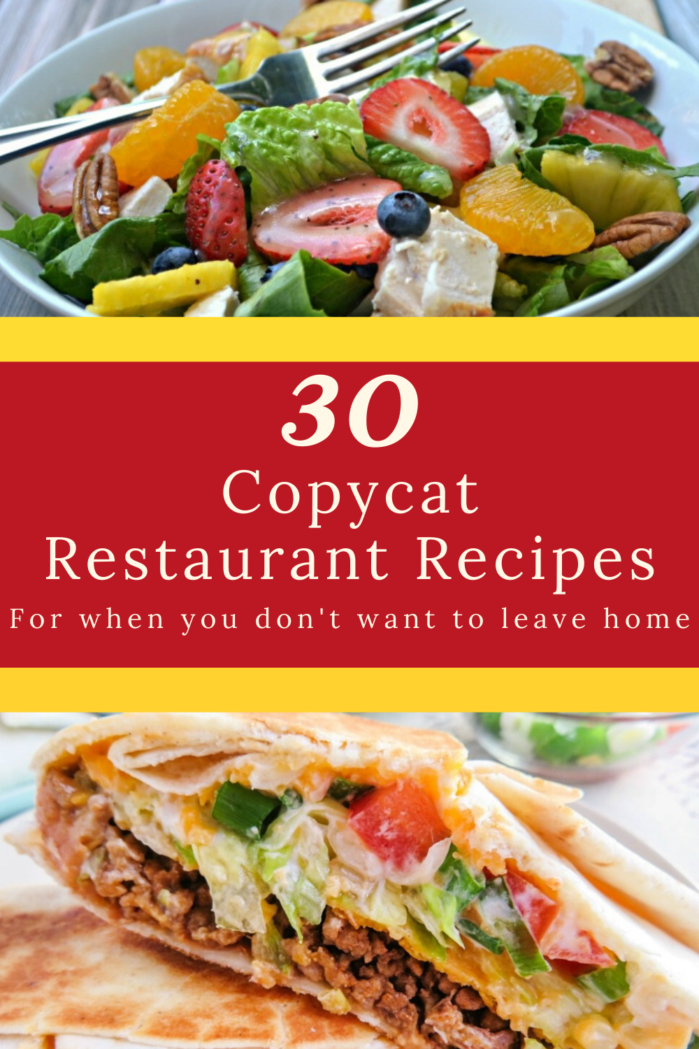 Copycat Restaurant Recipes, copycat recipes, Copycat Starbucks recipes, copycat Panera Bread recipes, copycat fast food recipes, Copycat restaurant recipes for when you do not want to leave your house