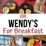 Join Wendy's For Breakfast & Gift Card Giveaway
