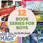 Books For Boys - 3rd & 4th Grade