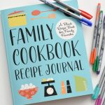 Family Cookbook Recipe Journal - Spaghetti Pie