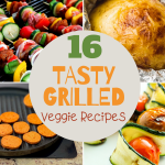 Tasty Grilled Veggie Recipes