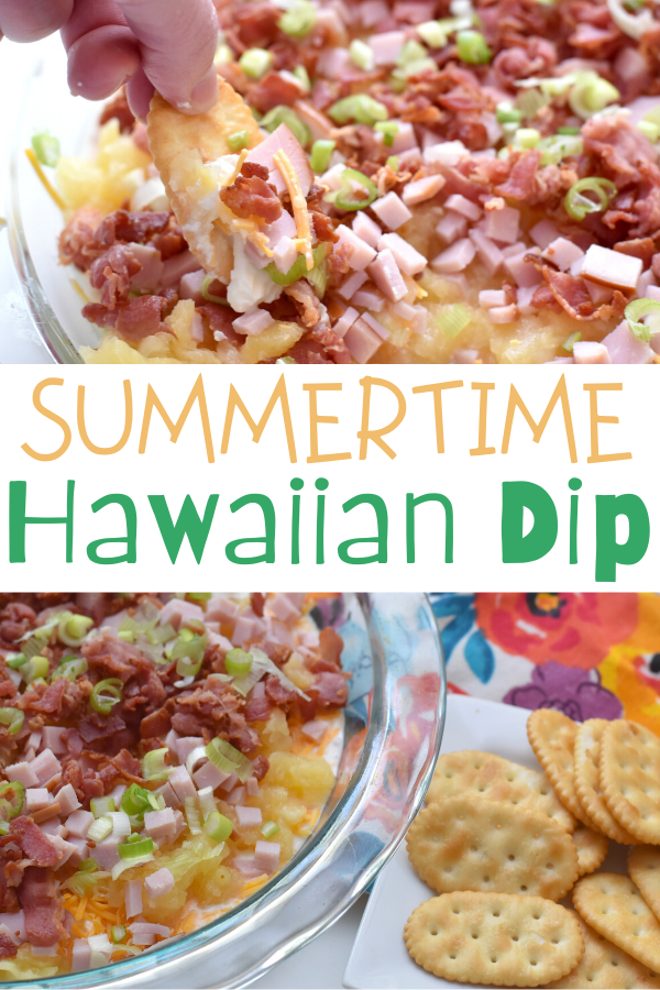 Summertime Hawaiian Dip, #BaconForBlursday #ad recipes using bacon, bacon recipes, dips with bacon, bacon side dishes, Hawaiian dip, dip recipes, easy summer appetizer recipes, bacon, tips for cooking bacon, how to cook bacon, how to bake bacon