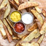 Easy Crispy Baked Fries