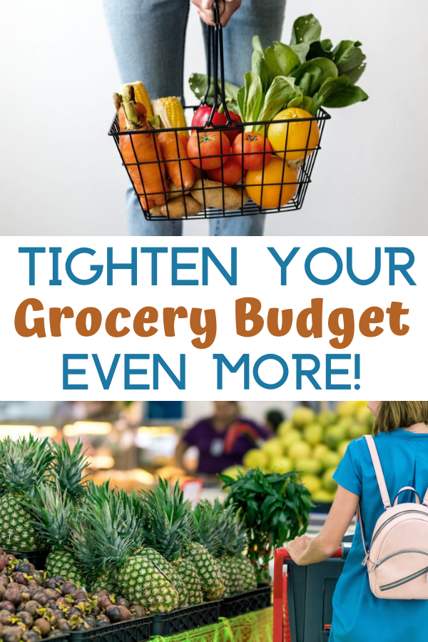 How to Tighten Your Grocery Budget Even More