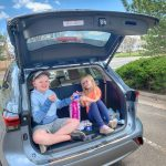 Family Fun Lockdown Style with the Toyota Highlander