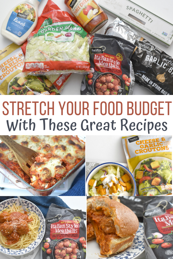 Stretch Your Food Budget