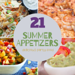 21 Favorite Summer Appetizers
