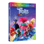 TROLLS WORLD TOUR Giveaway - BLU-RAY & DVD