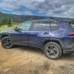 Toyota RAV4 - Mountain Travel Made Easy