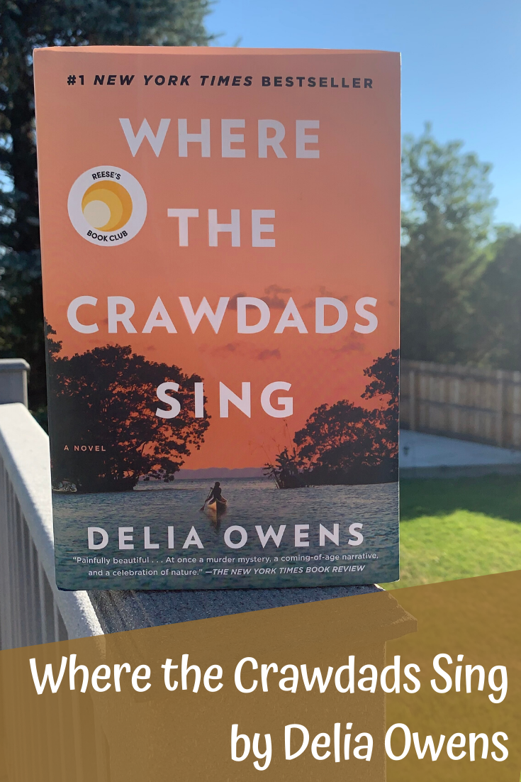 Where The Crawdads Sing By Delia Owens Book Review, Where The Crawdads Sing By Delia Owens, summer books, summer reads, what to read this summer, best books of 2020, chic lit books,