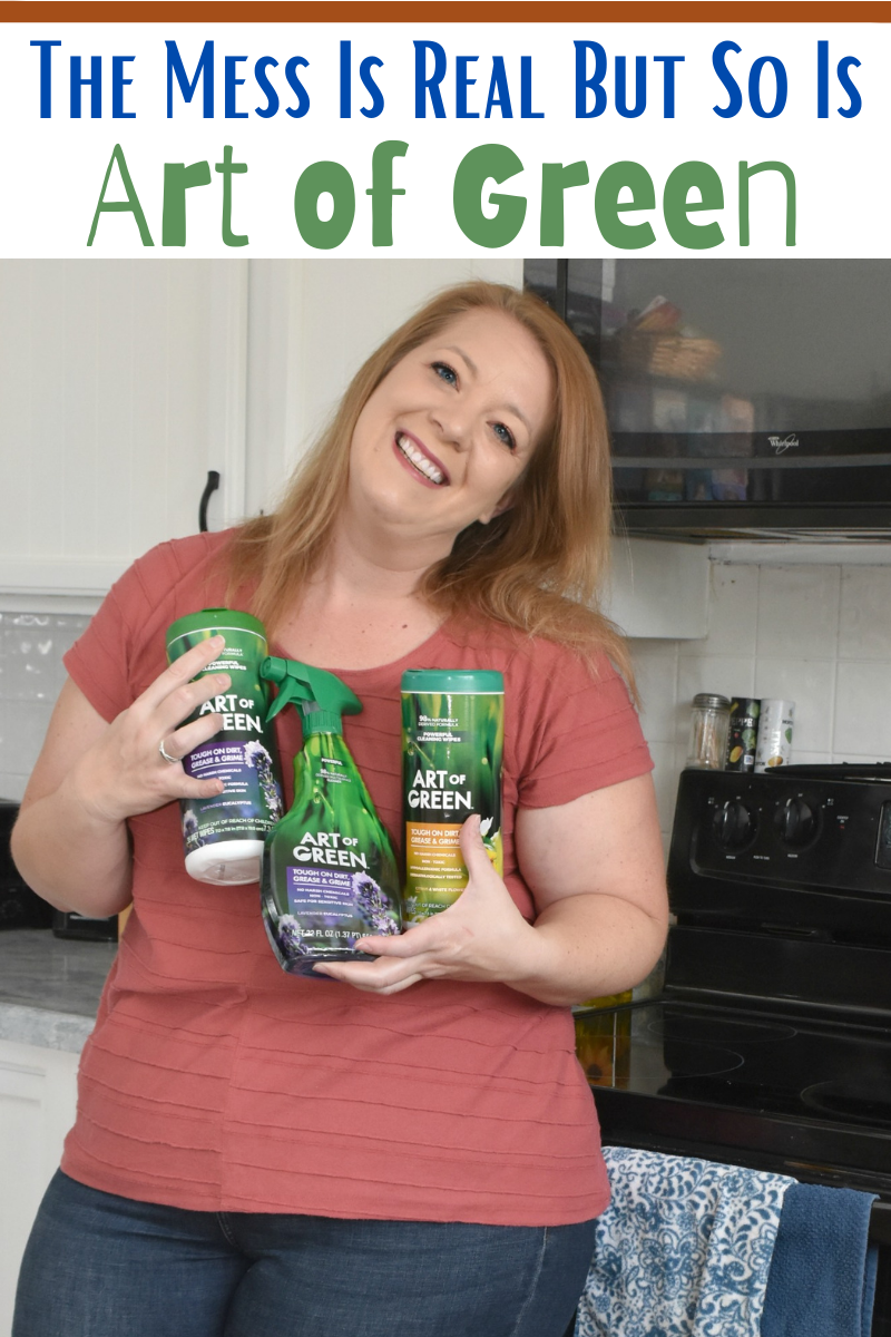 #ArtofGreenHome #TheMessIsReal #ArtofGreen #ad The Mess Is Real But So Is @ArtOfGreenHome. Art of Green cleaning products are essential in my home with kids and cats. The best affordable natural cleaning products for busy moms. The best natural cleaning products.
