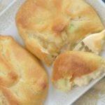 Creamy Chicken Croissants