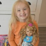 A Birthday Surprise With American Girl's Courtney