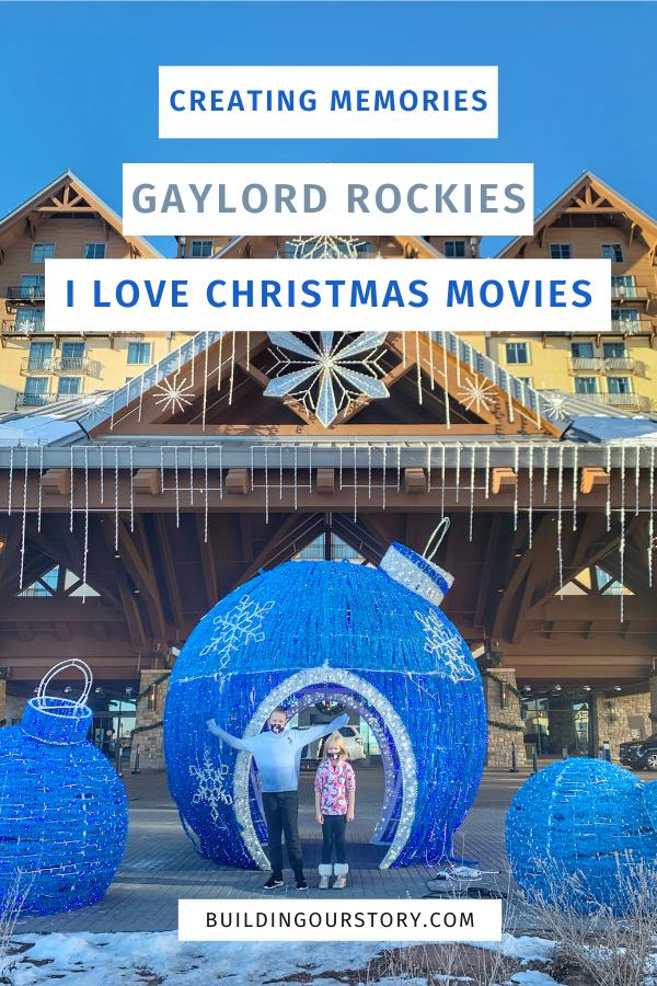 Christmas At Gaylord Rockies. So Much Christmas at Gaylord Rockies. Gaylord Rockies. Visiting the Gaylord Rockies. What to expect at the Gaylord Rockies. I love Christmas movies - Gaylord Rockies. #IloveChristmasMovies #GaylordRockies hosted