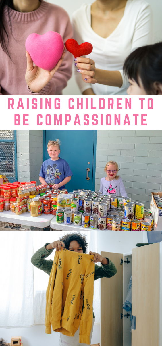 Raising Children To Be Compassionate. Tips for Raising Children To Be Compassionate. How to teach Compassion to kids. Tips for raising kind kids. Be kind!