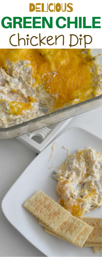 Green Chile Chicken Dip. Cheesy Green Chile dip. Green Chile Dip. Chicken bake recipe. Cheesy Green Chile Chicken Bake. Green Chile Chicken recipe. Cream cheese dip recipes. Appetizers using chicken. Easy Appetizer recipe. Dip recipes for the holidays.
