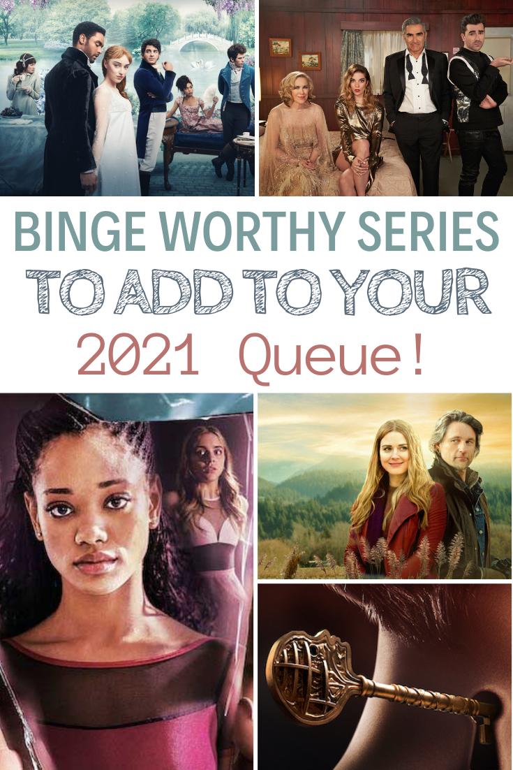 21 Binge Worthy Series To Add To Your 2021 Queue. Binge worthy series, binge worthy series on tv, binge worthy shows, what to binge watch on hulu, 20 Series To Binge Watch on Netflix, what to binge watch on netflix, netflix series, 2021 netflix series, netflix and chill, series to binge watch on netflix,