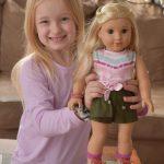 Introducing Kira! 2021 American Girl Doll of the Year!