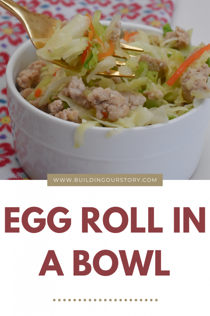 Easy Egg Roll In A Bowl. Easy Egg Roll In A Bowl recipe. Egg roll in a bowl. Egg roll in a bowl recipe. keto egg roll in a bowl. Weight watchers egg roll in a bowl. How to make egg roll in a bowl. Best Low Carb Egg Roll In A Bowl - Easy Classic Egg Roll taste served in a bowl without all the carbs! #eggroll #eggrollinabowl #inabowl #eggrollrecipe #lowcarbrecipe #lowcarbdiet #lowcarb #food #recipes