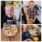 What The Kids Cooked - January