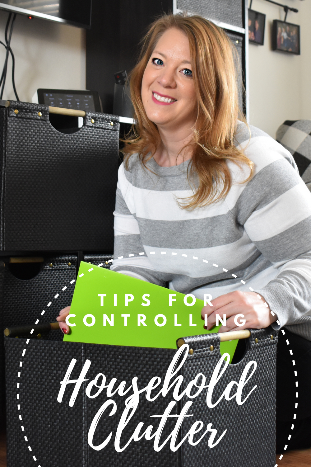 Tips for Controlling Household Clutter. How to deal with clutter. Home organizing. Tips for controlling clutter. controlling clutter. decluttering tips. How to declutter.