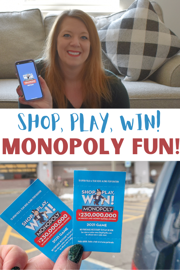 Shop, Play, Win! Time To Have Some Monopoly Fun! It's time to join the favorite Monopoly shopping game - Shop, Play, Win with Monopoly! Monopoly game happening now at Safeway stores. #ad #GoShopPlayWin