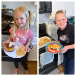 What The Kids Cooked - March