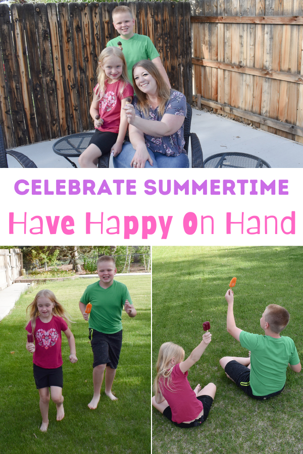 Celebrate Summertime! Have Happy On Hand. Find these sweet snacky Mini Drums, fruit filled Outshine and Haagen-Dazs Vanilla Milk Chocolate Almond Bars at Sam's Club! Create a summertime full of fun and yum! #ad #HaveHappyOnHand #READY.SET.SUMMER! @haagendazs_us @drumstick @outshinesnacks @samsclub